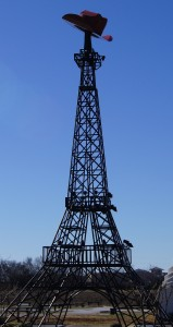 North Texas Ramblings Eiffel Tower at Paris Texas