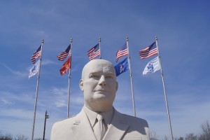 North Texas Ramblings - Eisenhower's Birthplace in Denison