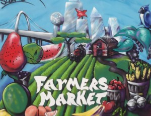 North Texas Ramblings Dallas Farmers Market