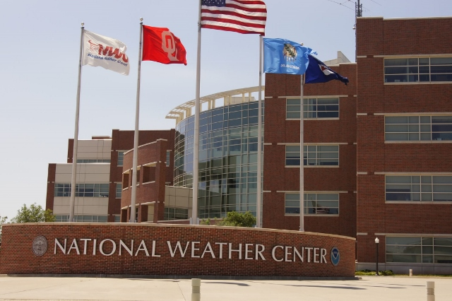 National Weather Center Archives - North Texas
