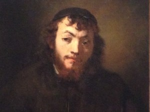 Rembrandt's Bust of a Young Jew at the Kimbell Art Museum