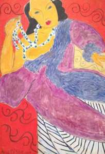 Matisse L'Asie at the Kimbell Art Museum